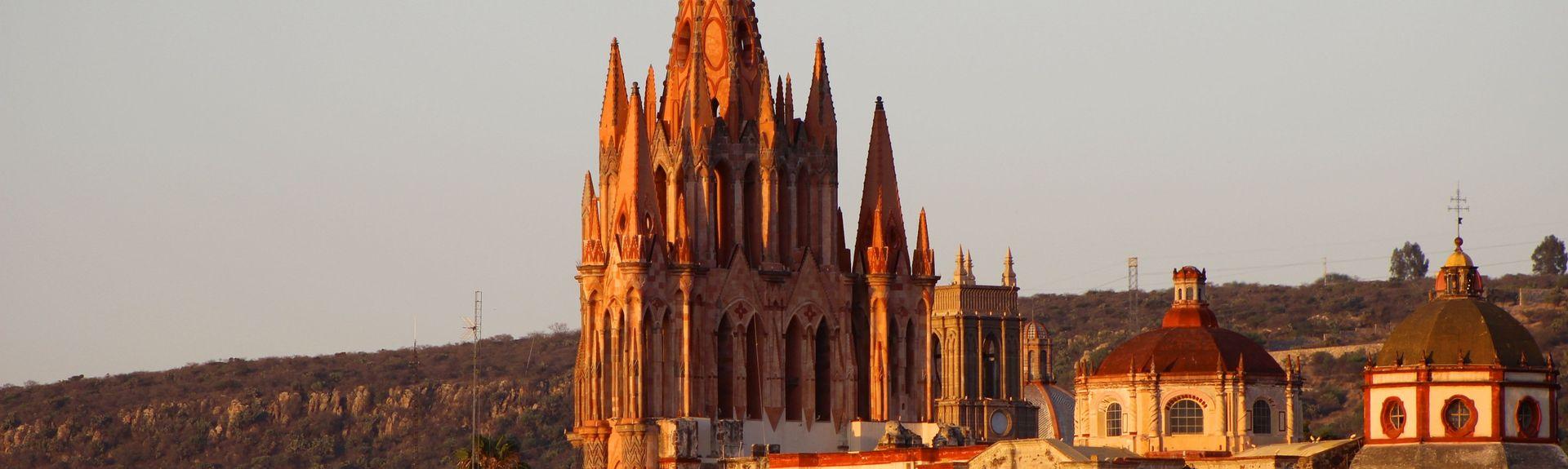 Colonia San Raphael, San Miguel de Allende, Gto., Mexico