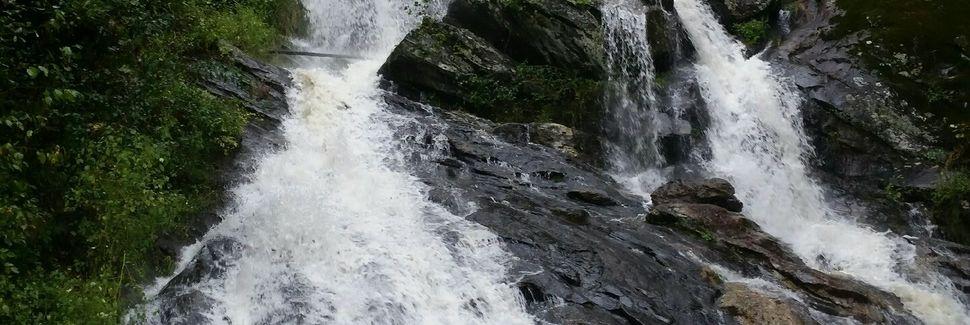 Mystery Hill, Blowing Rock, North Carolina, Verenigde Staten