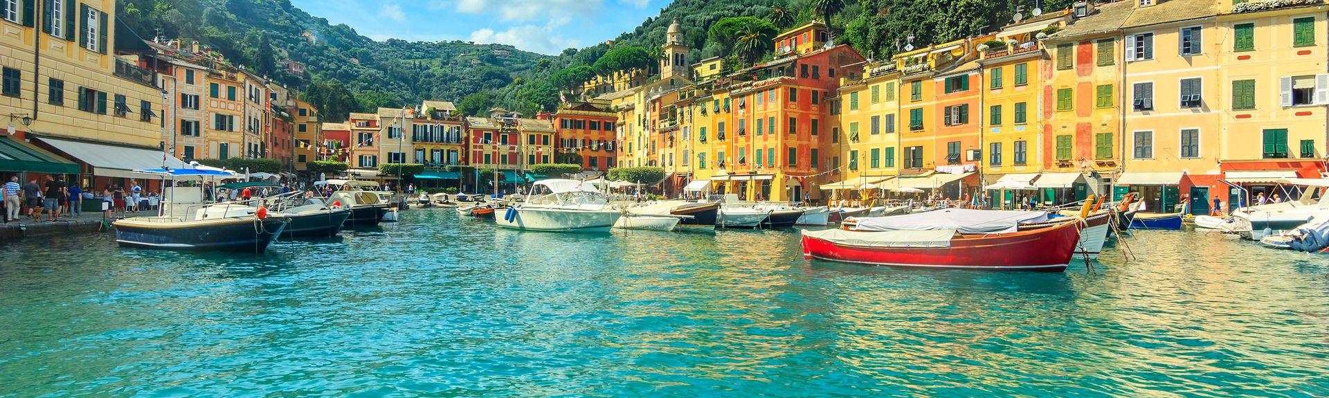Portofino, Ligúria, Itália