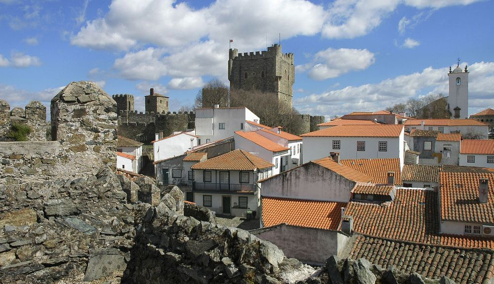 Bragança, District de Bragance, Portugal