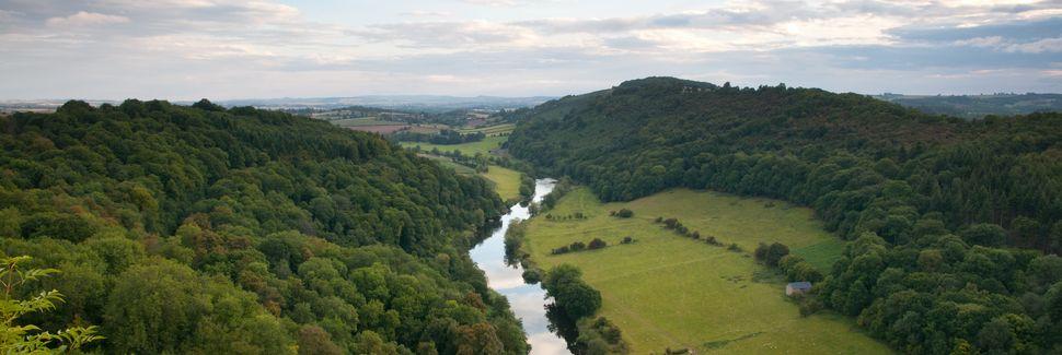 Chepstow, Pays de Galles, Royaume-Uni