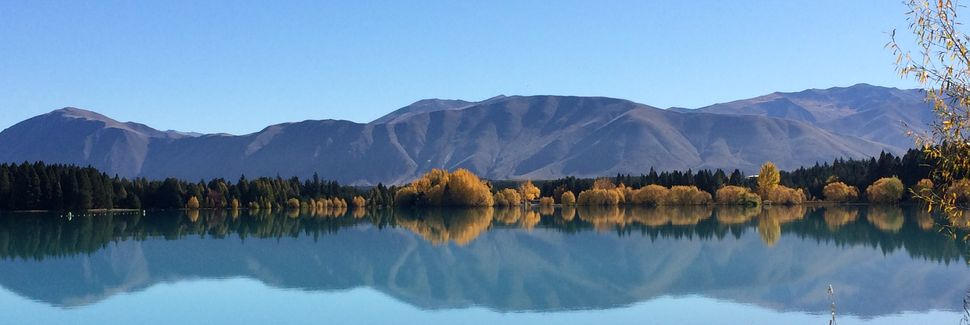 Lake Pukaki, Pukaki, South Island, New Zealand
