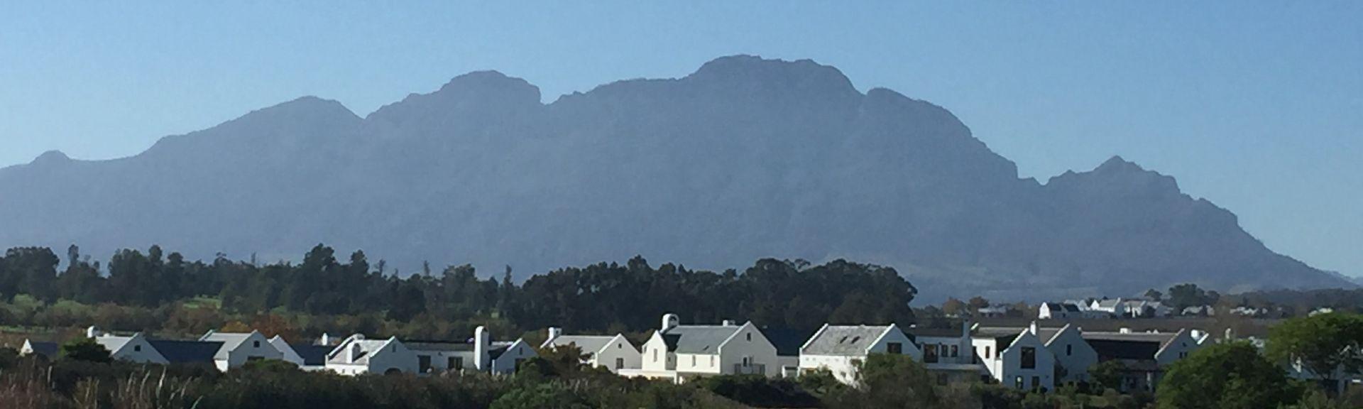 Franschhoek, Westkaap (provincie), Zuid-Afrika