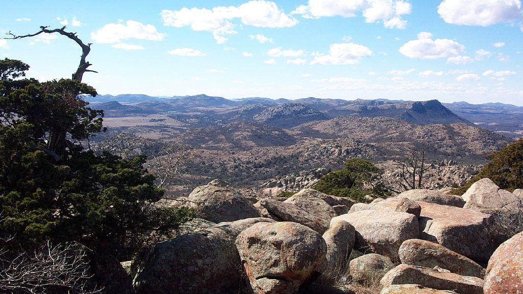 Wichita Mountains Wildlife Refuge, Indiahoma, OK, USA