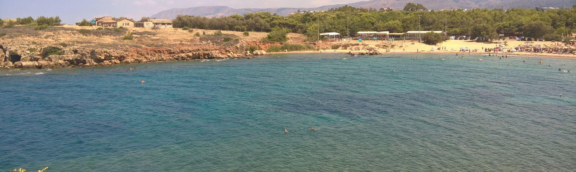 Mousoures, Ilha de Creta, Grécia