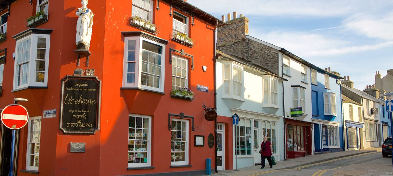 Aberdovey, País de Gales, Reino Unido
