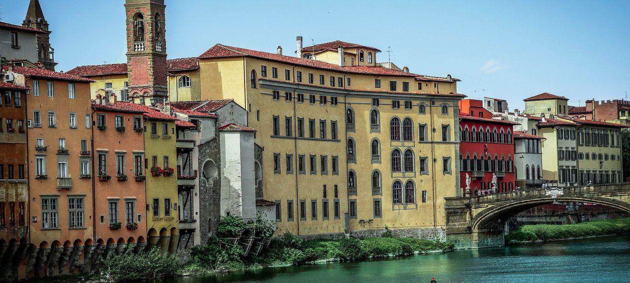 Basilica di Santo Spirito, Firenze, Toscana, Italia