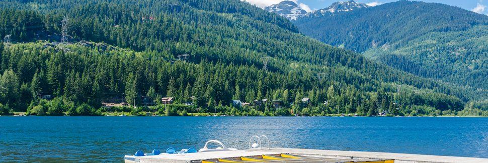 Alta Lake, Whistler, BC, Canada
