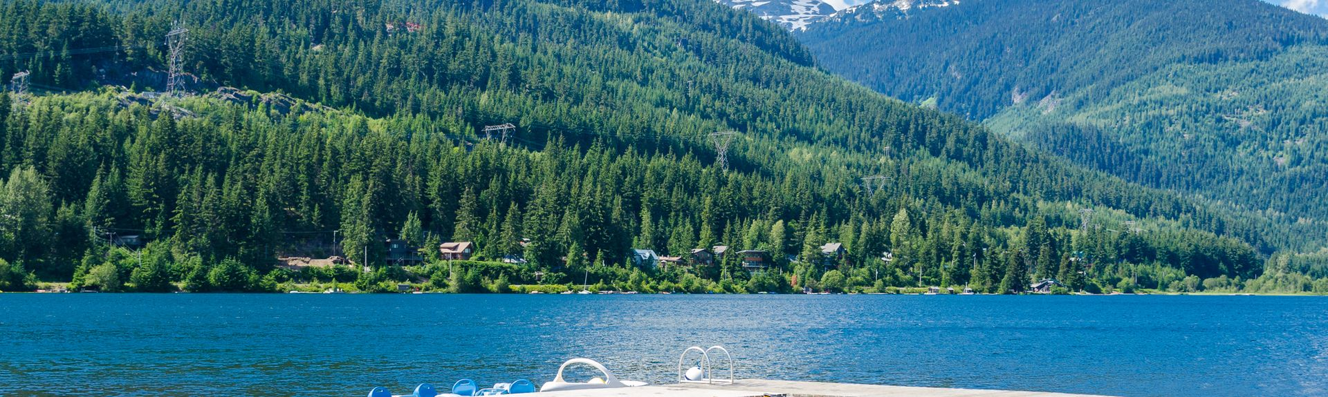 Alta Lake, Whistler, British Columbia, Canada