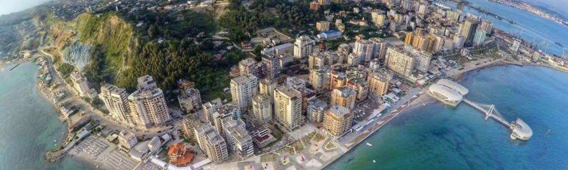 Ministère de la Justice, Tirana, Elbasan, Albanie