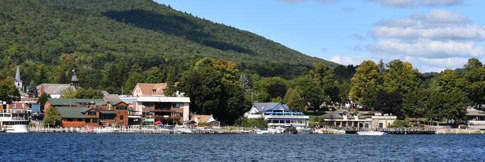 Saratoga Lake, New York, Forente Stater