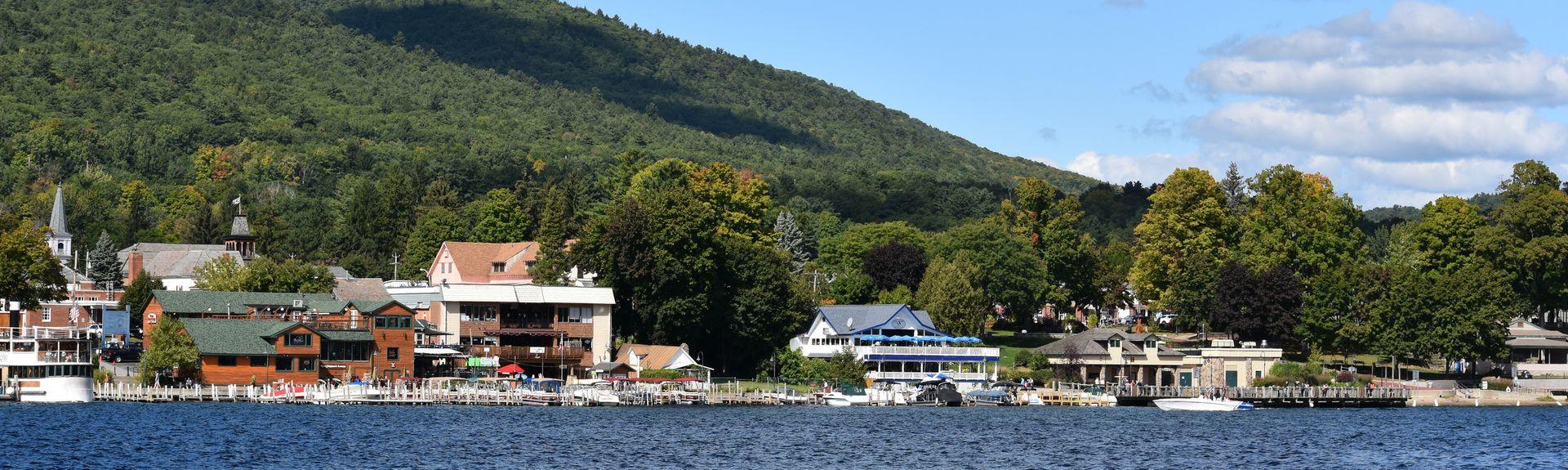 Saratoga Lake, NY, USA