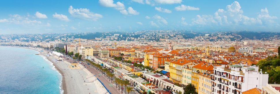 Nicea, Prowansja-Alpy-Lazurowe Wybrzeże, Francja