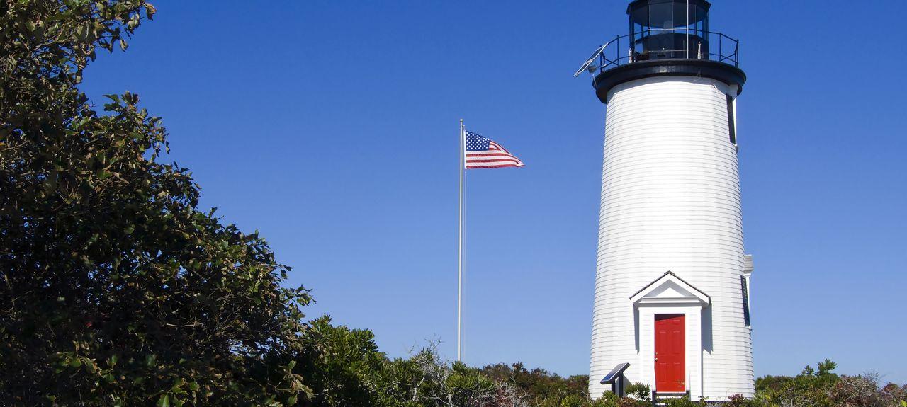 Chappaquiddick Island, Edgartown, MA, USA