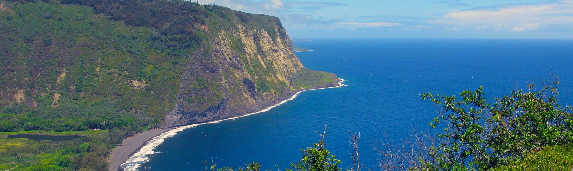 Manini'owali Beach, Kailua-Kona, Hawaii, United States of America