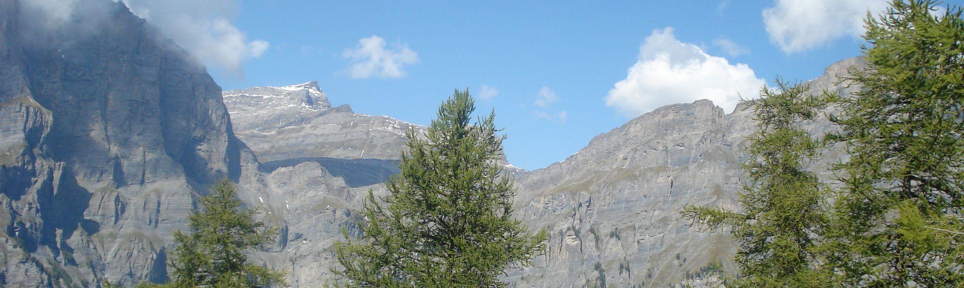 Chermignon, Valais, Switzerland