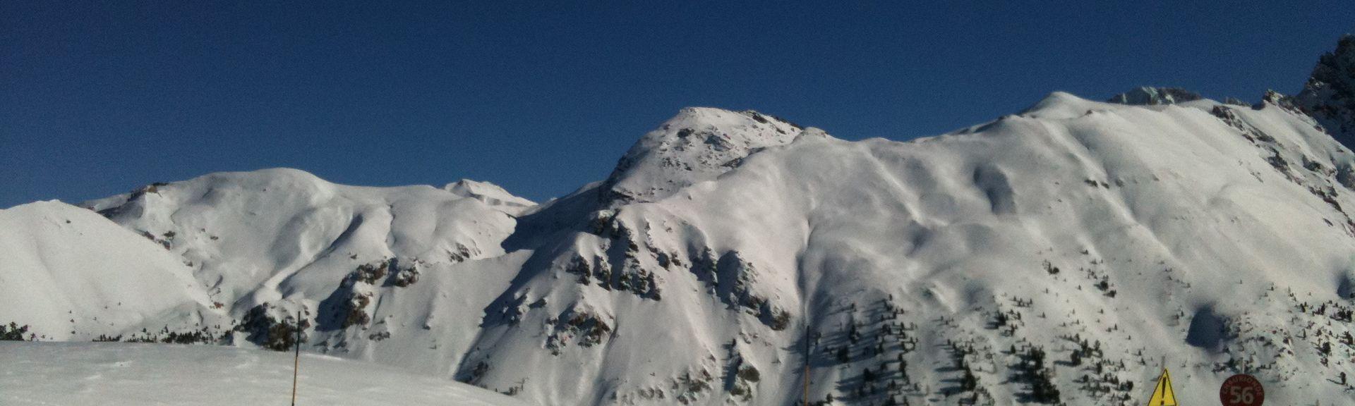 École de ski Pure Snowschool, Vars, Provence-Alpes-Côte d'Azur, France