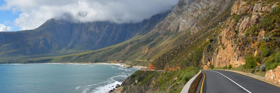 Gordons Bay Central, Kapkaupunki, Länsi-Kap, Etelä-Afrikka