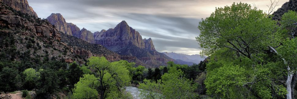 Springdale, Utah, Forente Stater