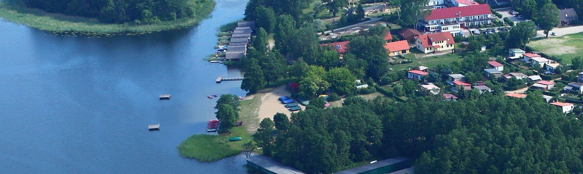 Mecklenburger Seenplatte, Mecklemburgo - Pomerânia Ocidental, Alemanha