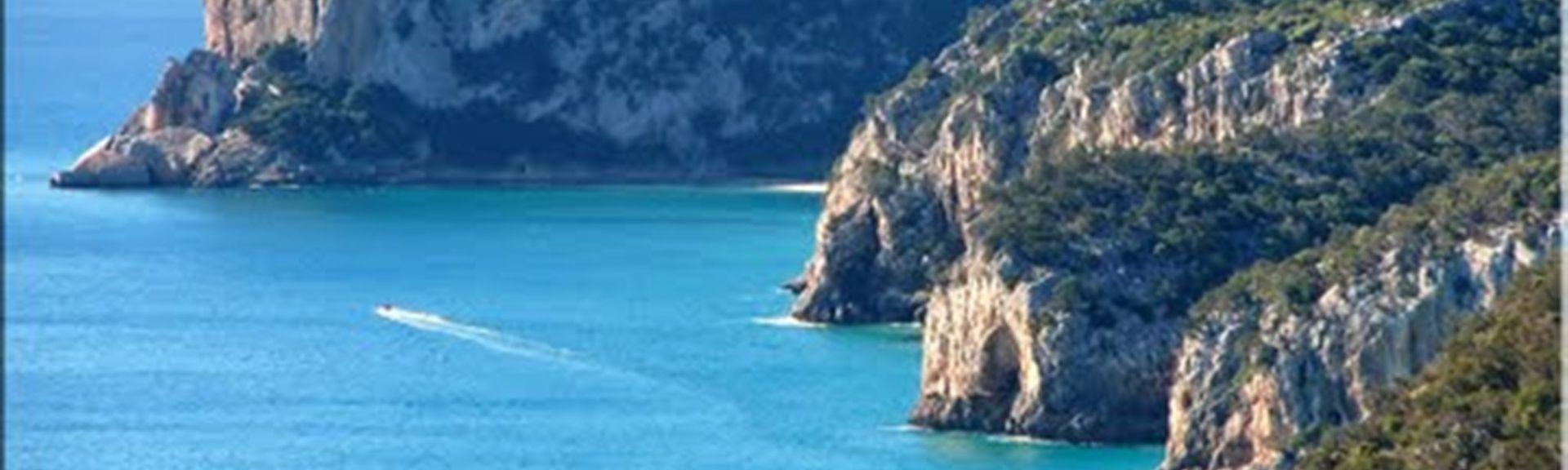 Siniscola, Sardinië, Italië