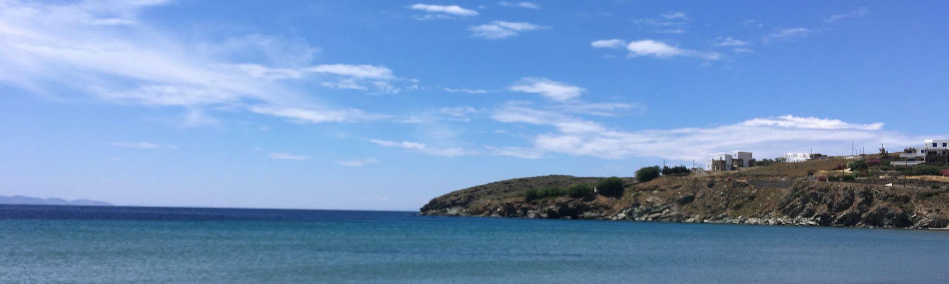 Panormos, Tinos, Greece