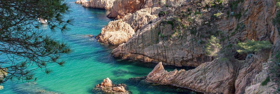 Selva, Catalonien, Spanien