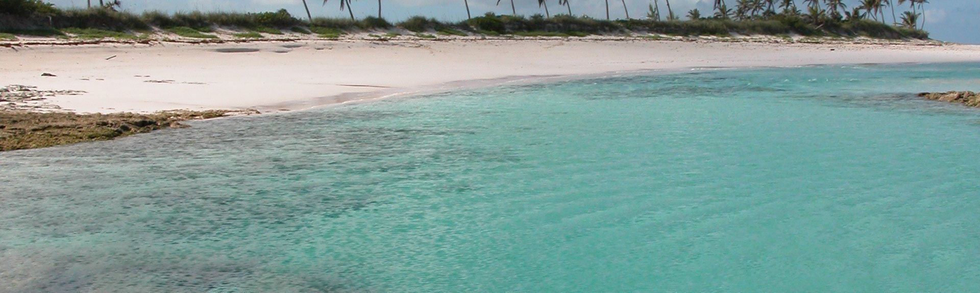 Winding Bay, Tarpum Bay, Eleuthera Island, Bahamas