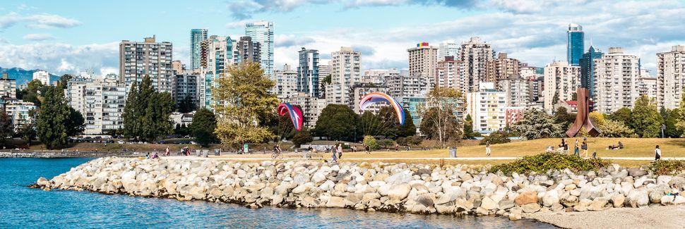 Kitsilano, Vancouver, Colombie-Britannique, Canada
