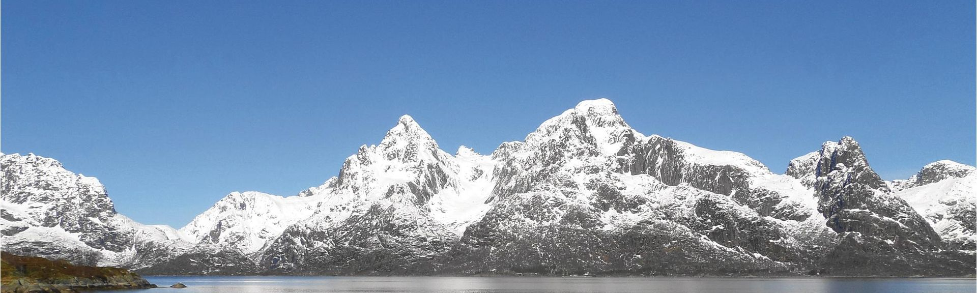 Lofoten, Nordland (Provinz), Norwegen