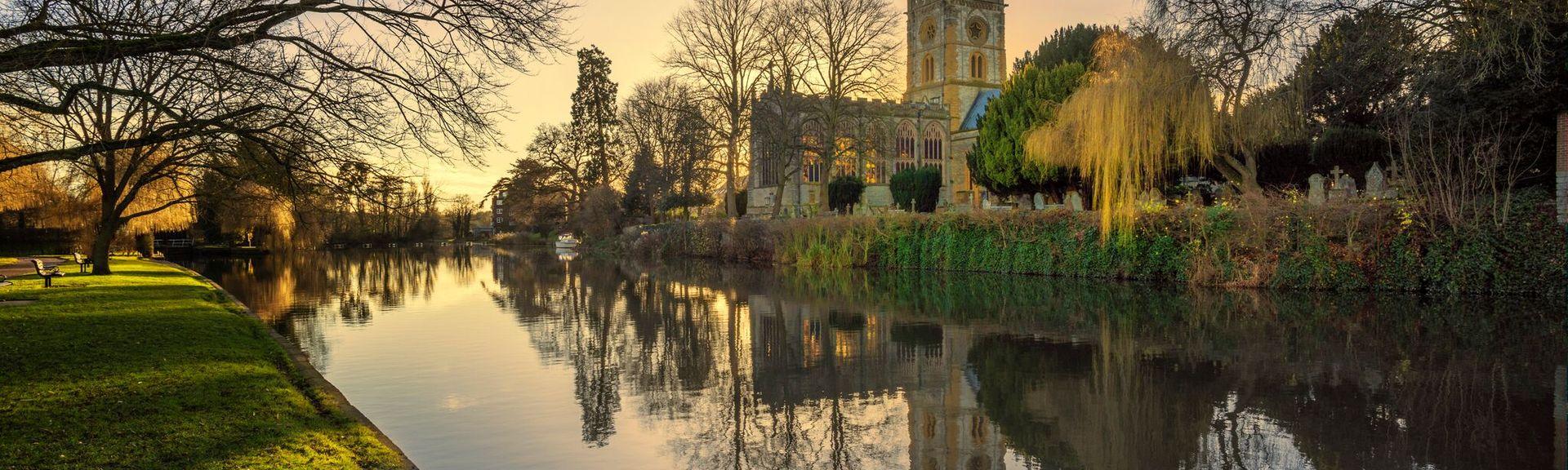 Stratford-upon-Avon, Anglia, Wielka Brytania