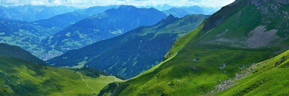 Golfclub Montafon, Vorarlberg, Österreich