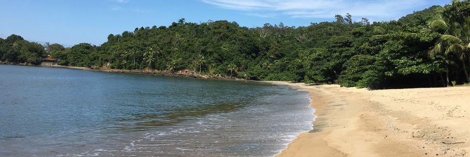 Praia Camburizinho, São Sebastião, São Paulo, Brasil