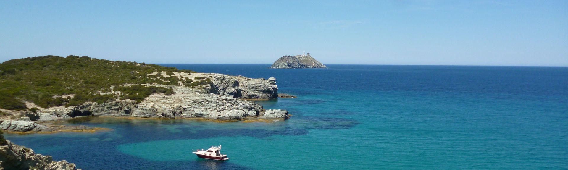 Communauté de Communes du Cap Corse, Haute-Corse, França