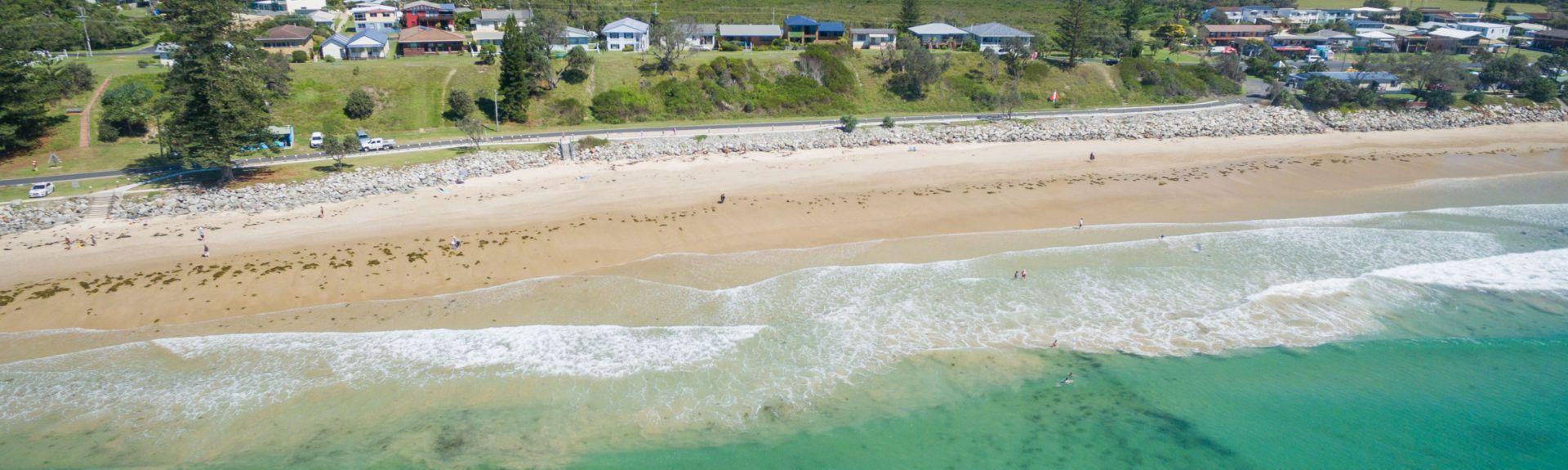 Dolphin Park, Yamba, New South Wales, Australia