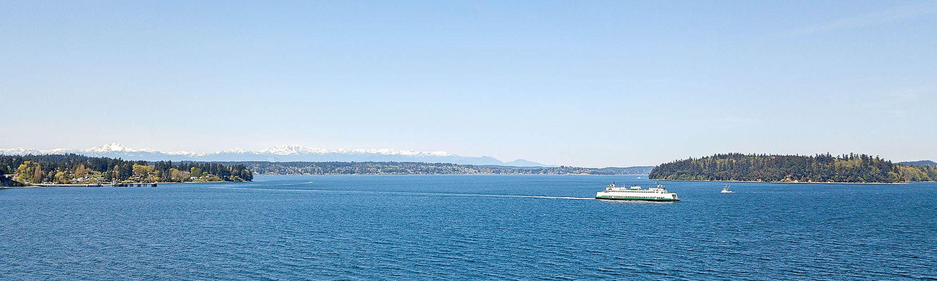 Southwest, Seattle, Washington, États-Unis d'Amérique
