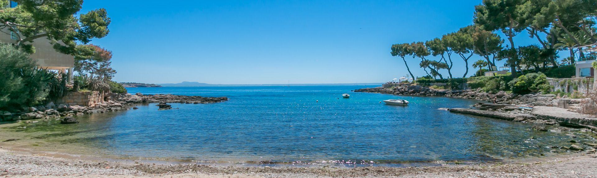 Cala Vinas, Calvia, Balearic Islands, Spain