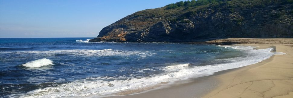 Cala Bona, Balearic Islands, Spain