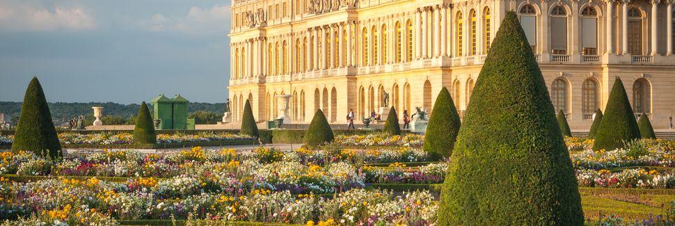 Versailles, Île-de-France, Frankrike