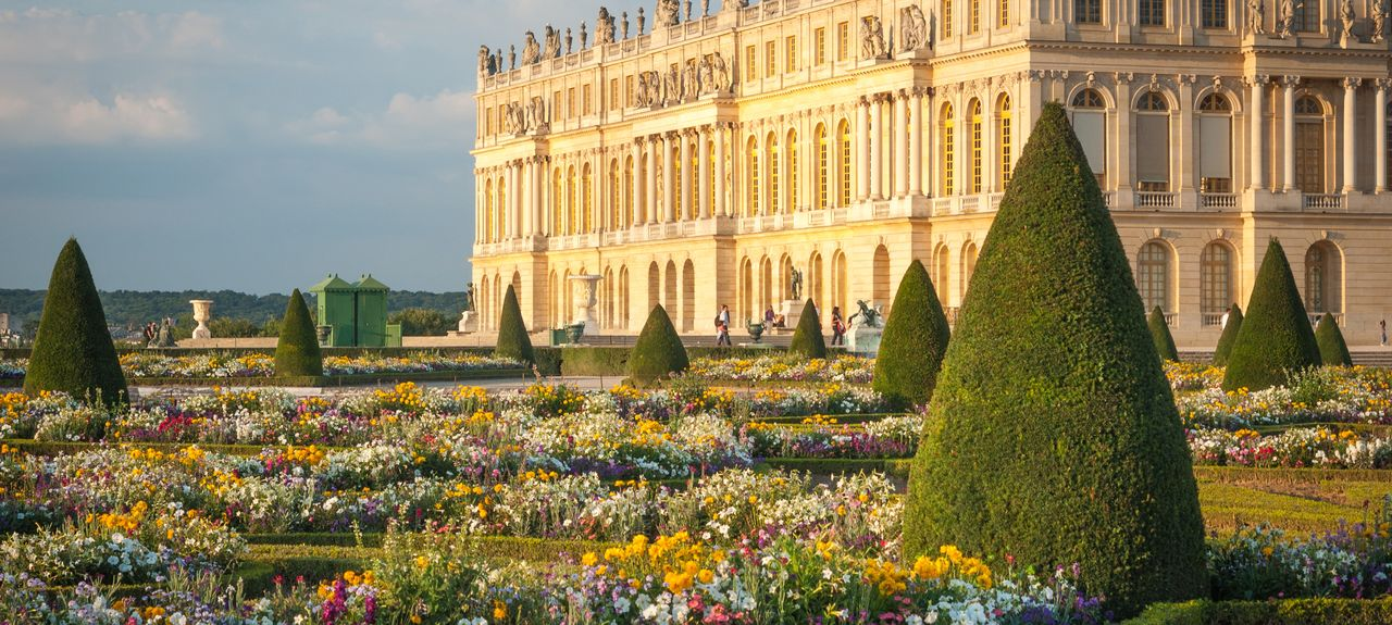Versailles, Ile-de-France, Frankreich