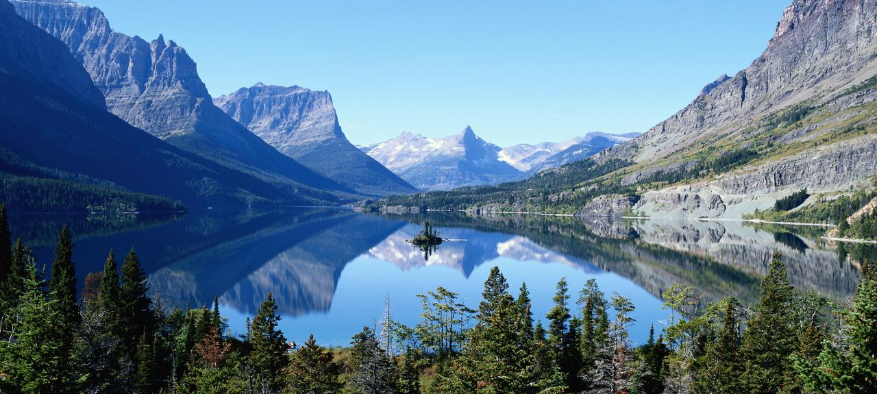 Glacier National Park, MT, USA