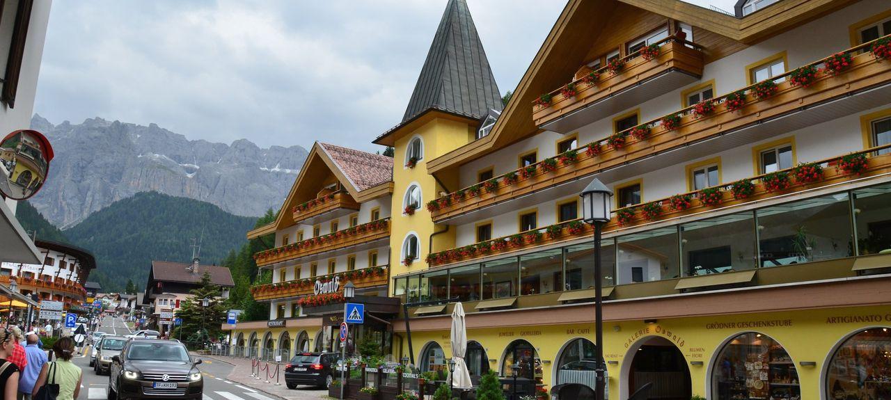 Santa Cristina Gherdëina, Bolzano, Italy