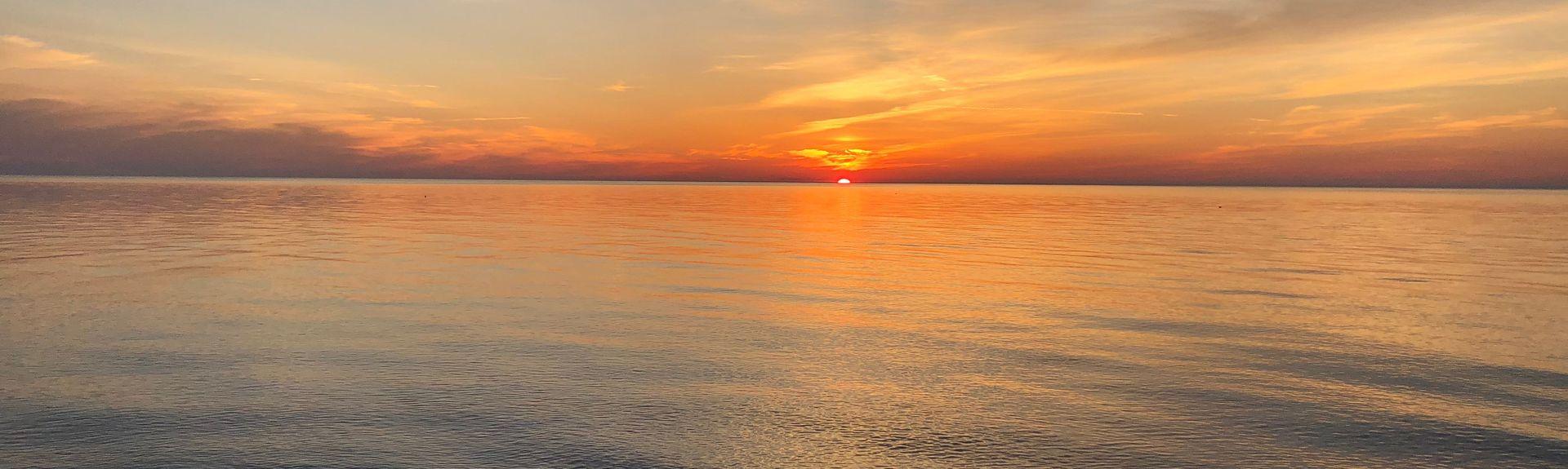 Hammonasset Beach State Park, Madison, Connecticut, Verenigde Staten