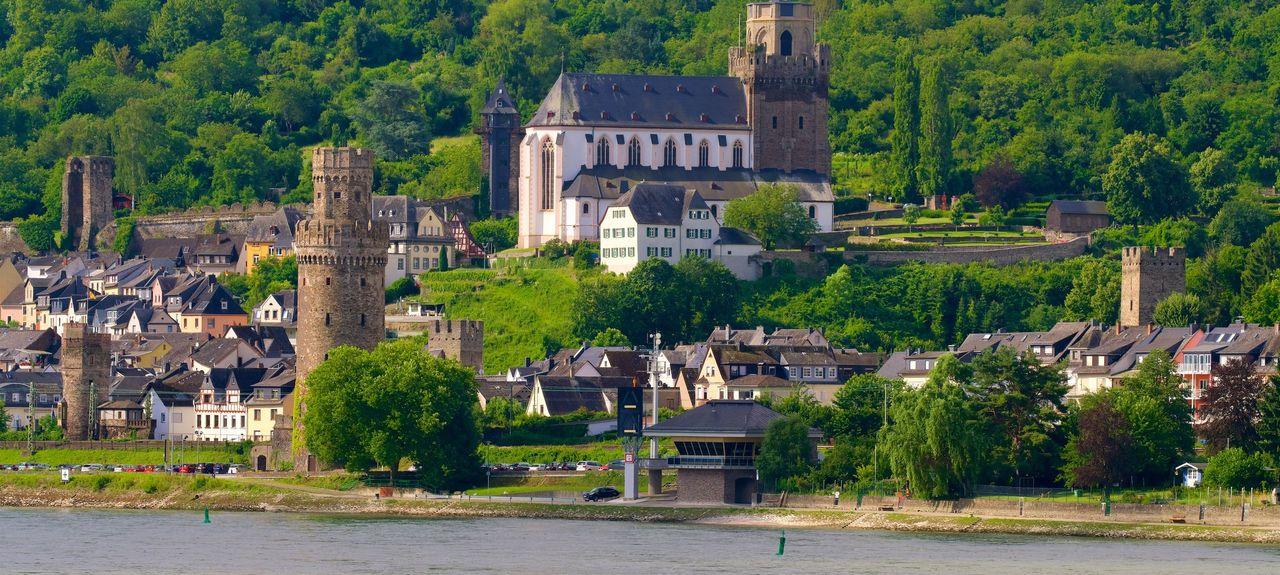 Bacharach, Rhineland-Palatinate, Germany