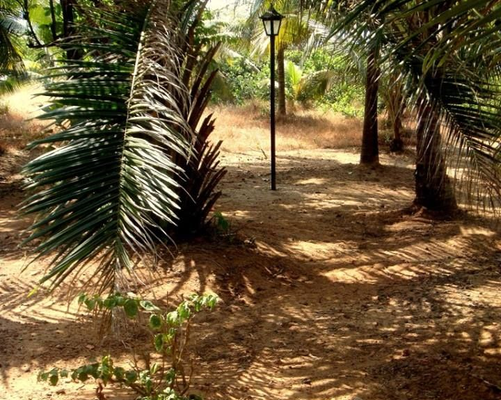 Aguada Fort Area, Candolim, Goa, Intia