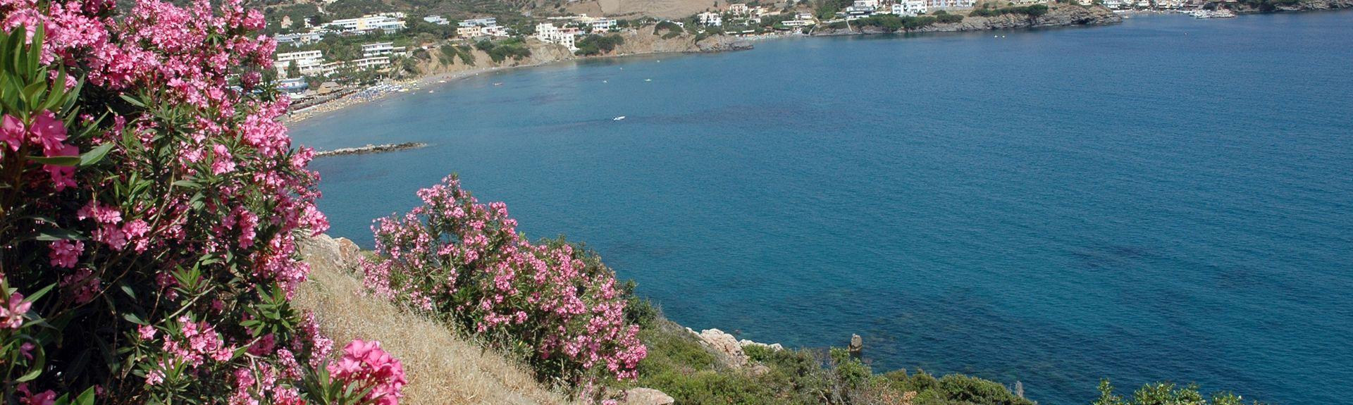 Sises, Crète, Grèce