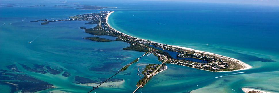 Spiaggia di Blind Pass, Englewood, Florida, Stati Uniti d'America