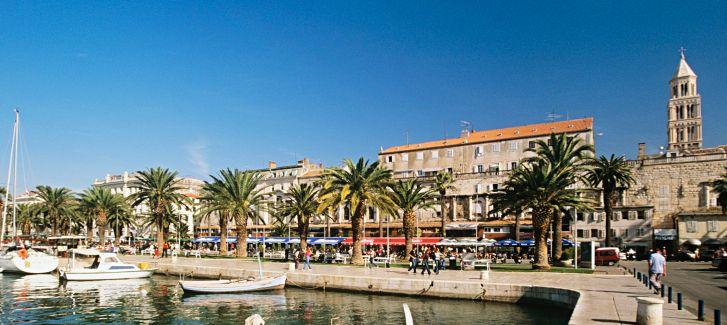 Split-Dalmatia, Croácia