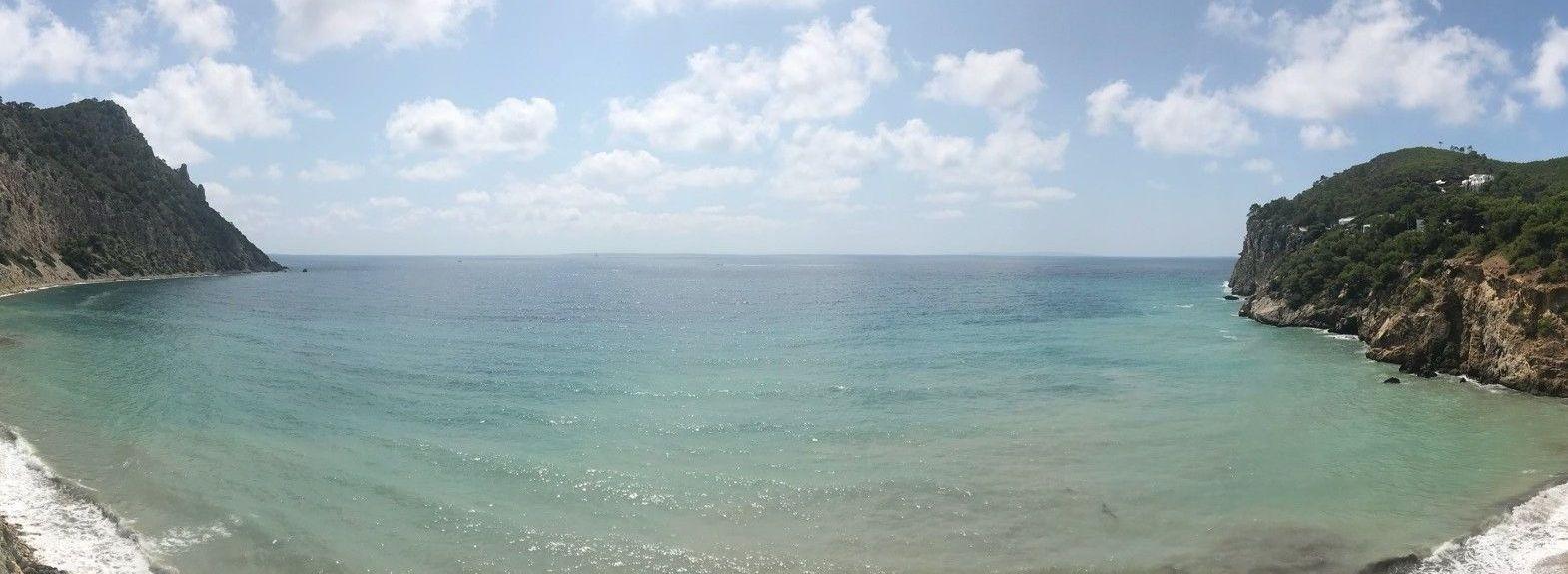 Cala Llonga, Santa Eulalia del Río, Islas Baleares, España