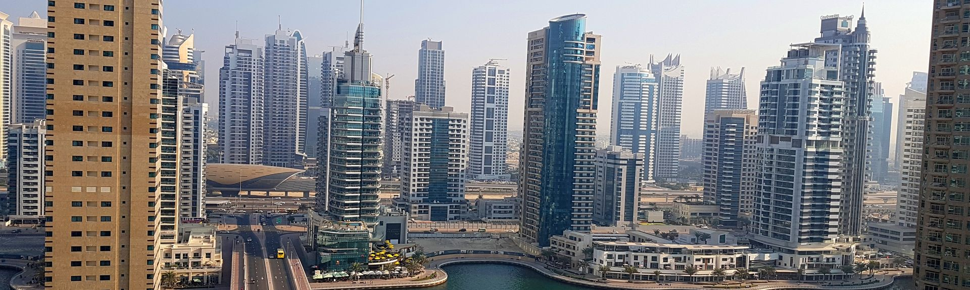 Jumeirah Lakes Towers - Dubai - United Arab Emirates
